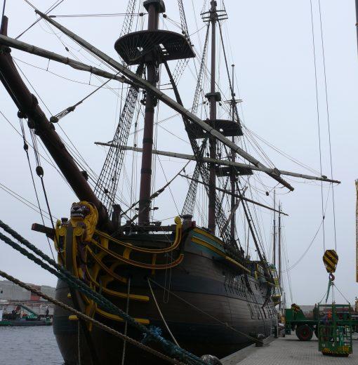 VOC Replica Amsterdam